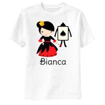 Camiseta Alice No Pais Das Maravilhas Rainha De Copas