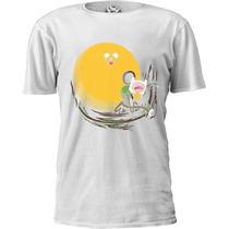 Camiseta Adventure Time Hora Da Aventura Indiana Jones