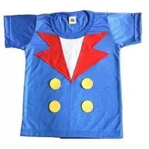 Camiseta Em Malha Fria O Pequeno Príncipe Para Aniversário