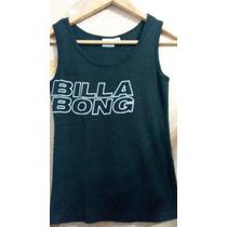 Camiseta Regata Billabong