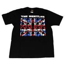 Camiseta De Banda - The Beatles - A Hard Day