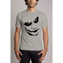 Camiseta Coringa Joker Why So Serious? Personalizada