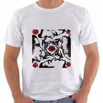 Camiseta Red Hot Chili Peppers Rchp Blood Sugar Sex Magik