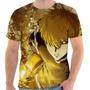 Camiseta Camisa Masculina Anime Otaku - One Punch Man 10