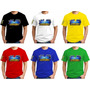 Camiseta Infantil Adulto Pokémon Pokkén Tournament Wii U