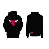 Blusa Moletom Chicago Bulls Nba Basquete - Ótima Qualidade