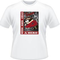 Camiseta South Park The Coon Guaxinim Cartman Camisa Branca