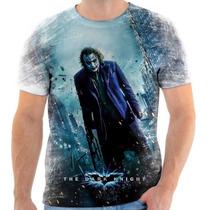 Camisa, Camiseta Coringa - Mod 02 - Fullprint