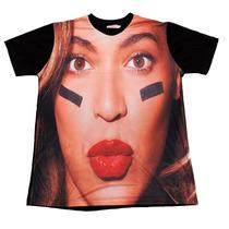 T-shirt Camiseta Beyonce Face Rosto