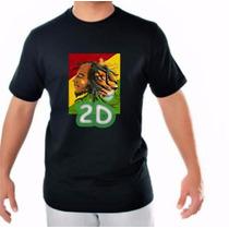 Camisa Camiseta Blusa Bob Marley Reggae Original Personaliza