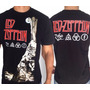 Camiseta De Banda - Led Zeppelin