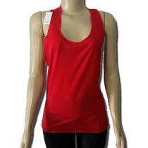 Regata Nadador Camiseta Feminina Fitness Ginástica Academia