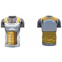 Camiseta Dragon Ball Camisa Goku Vegeta Gohan Freeza Sayajin