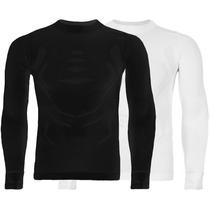 Camisa Térmica Segunda Pele Umbro Base Layer Ml Profissional
