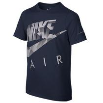 Camiseta Manga Curta Cat Hb Nike Air Juvenil Original Freecs