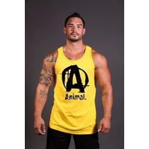 Camiseta Regata Animal Academia Para Musculação Frete Grátis