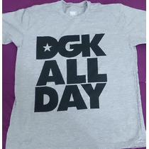 Camisetas Dgk All Day E Parental Advisory
