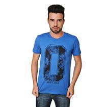 Camiseta Barata Masculina Importada Jack&jones Manga Curta