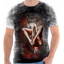 Camisa, Camiseta American Horror Story - Circus, Serie