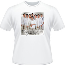 Camiseta Camisa Opus Dei Banda Evangélica Cristã Gospel