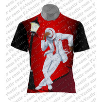 Camiseta Orixá - Zé Pilintra - Malandro