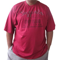 Camiseta Masculina Tamanho Especial Grande Plus Size G6 Xxxl