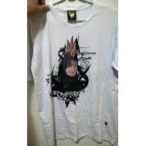 Camiseta Cavalera Nova, Oriente Médio, Linda E Exclusiva
