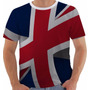 Camiseta Reino Unido Uk Union Jack Inglaterra British 10 3d