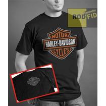 Camiseta Harley Davidson Tamanhos Especias