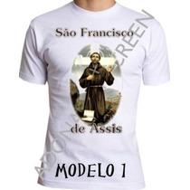 Camiseta Santo, Sao Francisco De Assis
