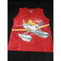 Regata Infantil Criança Bebe Camiseta Blusa Menino Personage