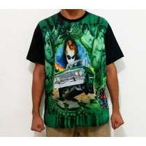 Camiseta Fresh Underground Coringa Original Swag