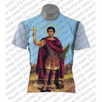Camiseta Católica -santo Expedito
