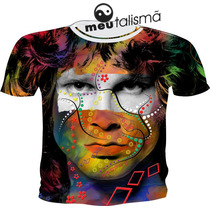 Camiseta Ou Baby Look Jim Morrison