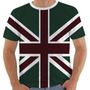 Camiseta Reino Unido Fluminense Grã-bretanha Inglaterra