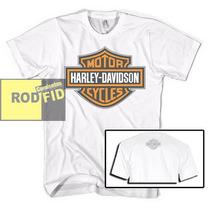 Camiseta Camisa Harley Davidson Masculina