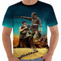 Camiseta Mad Max - Estrada Da Fúria - Movies - Fury Road