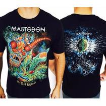 Camiseta De Banda - Mastodon - Consulado Do Rock