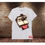 Camiseta Masculina Polaroide Retrô Engraçada Divertida Legal