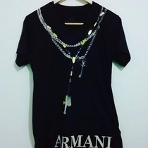 Camisetas Armani Exchange 100%original Modelos 2016