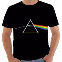 Camisa Camiseta Regata Pink Floyd 5 Us And Them Gilmour Wate
