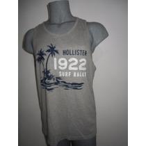 Camiseta Hollister Xl Original Nova Pronta Entrega No Rj