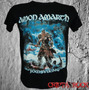 Camiseta De Banda Rock Heavy Metal Camisa Amon Amarth