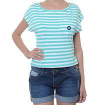 Blusa Roxy Especial Love Stripe
