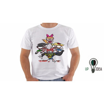 Camiseta Zumbi - As Meninas Super Poderosa