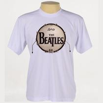Camiseta Rock - The Beatles, George Harrison, Rolling Sotnes