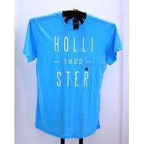 Hollister Camiseta Masculino M Importado Original Usa Nova