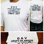 Camiseta Branca Personalizada Com Sua Foto, Frase, Estampa
