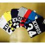 Kit Camisetas Kings Sneakers Com 10 Unidades Super Promoção