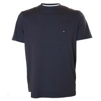 Camiseta Masculina Tommy Hilfiger Basic Blue Navy